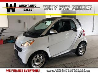 Used 2015 Smart fortwo Passion|LEATHER|NAVIGATION|BLUETOOTH|13,638 KM for sale in Cambridge, ON
