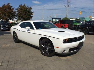 Used 2017 Dodge Challenger SXT Plus**Sunroof**Leather**Back UP Camera** for sale in Mississauga, ON