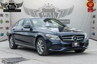 Used 2015 Mercedes-Benz C 300 4MATIC SPORT NAVIGATION PANORAMIC SUNROOF LEATHER BLIND SPOT for sale in Toronto, ON