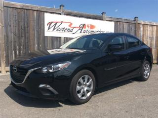 Used 2016 Mazda MAZDA3 GX for sale in Stittsville, ON
