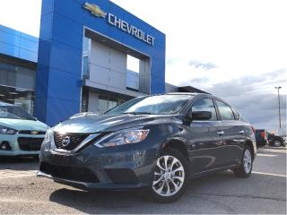 Used 2017 Nissan Sentra SV for sale in Barrie, ON