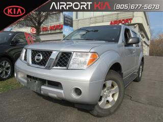 Used 2005 Nissan Pathfinder , Good Shape XE, AS IS unit for sale in Mississauga, ON
