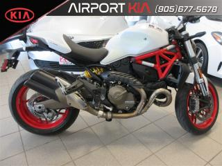Used 2016 Ducati Monster 821 Almost Brand New BLOW Out Pricing !!! for sale in Mississauga, ON