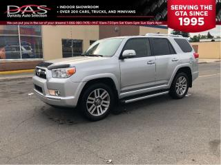 Used 2013 Toyota 4Runner SR5 LIMITED/NAVIGATION/REAR CAMERA for sale in North York, ON