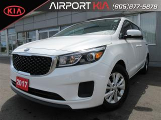 Used 2017 Kia Sedona Demo LX+ DEMO Backup Camera/ Power side doors/ 8 seater for sale in Mississauga, ON