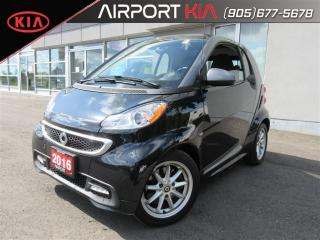 Used 2016 Smart fortwo electric drive passion / Sunroof for sale in Mississauga, ON