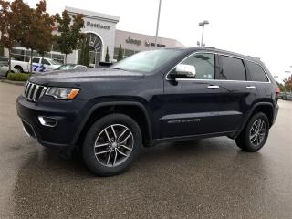 Used 2018 Jeep Grand Cherokee Limited,No Accident. for sale in Surrey, BC