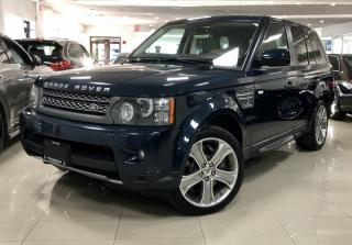 Used 2011 Land Rover Range Rover Sport SC for sale in North York, ON