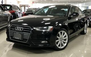 Used 2014 Audi A4 Komfort Quattro for sale in North York, ON