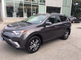 Used 2017 Toyota RAV4 LE for sale in Burnaby, BC