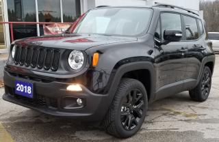 New 2018 Jeep Renegade BASE for sale in Owen Sound, ON
