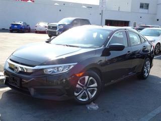 Used 2017 Honda Civic SEDAN LX for sale in Richmond, BC
