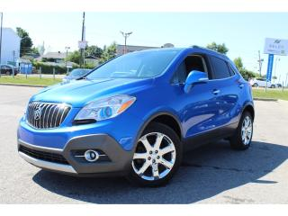 Used 2014 Buick Encore CUIR for sale in St-Eustache, QC