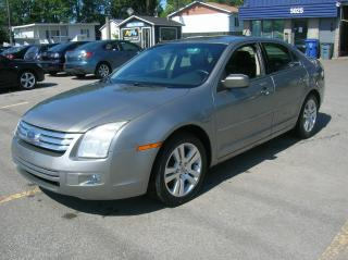 Used 2008 Ford Fusion SEL Berline 4 portes, 4 cyl.,, traction for sale in Laval, QC