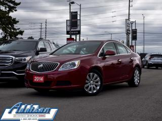 Used 2014 Buick Verano 4Dr Sedan 4PG69 for sale in Mississauga, ON