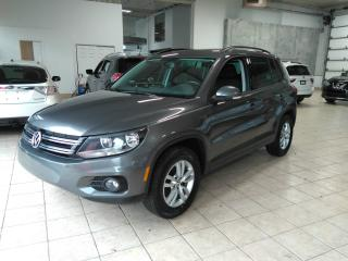 Used 2015 Volkswagen Tiguan Awd 4motion 2.0t for sale in Lévis, QC