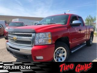 Used 2011 Chevrolet Silverado 1500 LS  - Satellite Radio for sale in St Catharines, ON
