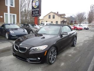 Used 2015 BMW 228i xDrive for sale in Ste-Marie, QC