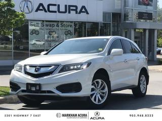 Used 2016 Acura RDX Tech at - Acura Certified | 3.5L V6 279HP for sale in Markham, ON