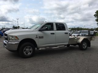 Used 2013 RAM 2500 ST - CUMMINS! CHASSIS CAB! HITCH! PWR GROUP! A/C! CRUISE! for sale in Belleville, ON
