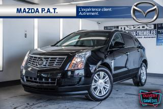 Used 2014 Cadillac SRX Luxury Navigation for sale in Montréal, QC