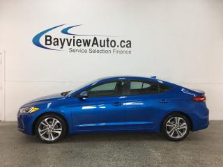 Used 2017 Hyundai Elantra GL - ALLOYS! SUNROOF! HTD SEATS! BSD! for sale in Belleville, ON