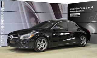 Used 2014 Mercedes-Benz CLA250 Awd Coupe Cert for sale in Laval, QC
