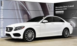 Used 2015 Mercedes-Benz C-Class C400 Awd Sedan Idp for sale in Laval, QC