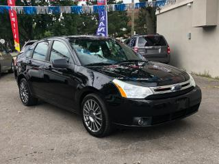 Used 2009 Ford Focus SES for sale in Hamilton, ON
