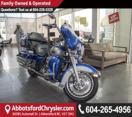 Used 2009 Harley-Davidson ULTRA CLASSIC *ACCIDENT FREE* *LOCALLY DRIVEN* for sale in Abbotsford, BC