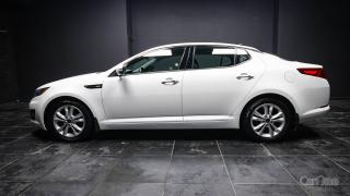 Used 2013 Kia Optima EX Luxury HANDS FREE | BACK UP CAM | HEATED SEATS | DUAL CLIMATE for sale in Kingston, ON