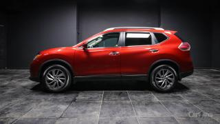 Used 2015 Nissan Rogue SL LEATHER | POWER EVERYTHING | NAV | DUAL CLIMATE for sale in Kingston, ON
