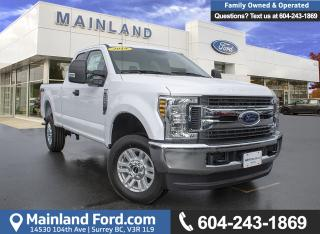 New 2019 Ford F-250 for sale in Surrey, BC