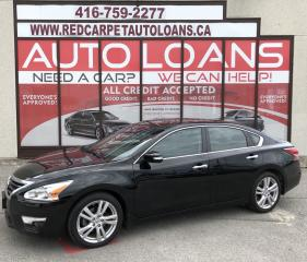 Used 2015 Nissan Altima 3.5 SL SL-ALL CREDIT ACCEPTED for sale in Scarborough, ON