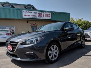 Used 2015 Mazda MAZDA3 GX for sale in Bolton, ON