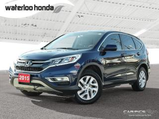 Used 2015 Honda CR-V EX Bluetooth, Back Up Camera, AWD, Heated Seats and more! for sale in Waterloo, ON