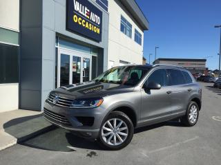 Used 2016 Volkswagen Touareg 3.6l Cl Bas for sale in St-Georges, QC