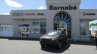Used 2019 Jeep Cherokee 2.0L TURBO + NAV + ANGLES MORT + SIÈGES for sale in Napierville, QC