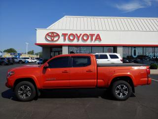 Used 2017 Toyota Tacoma TRD DOUBLE CAB 4x4 V6 for sale in Cambridge, ON