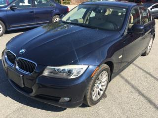 Used 2009 BMW 3 Series 4dr Sdn 323i RWD for sale in Surrey, BC