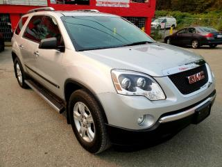 Used 2009 GMC Acadia FWD 4dr SLE for sale in Surrey, BC