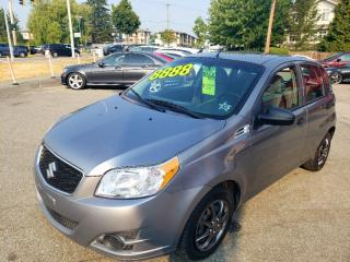 Used 2011 Suzuki Swift + 5dr HB Auto w/AC for sale in Surrey, BC