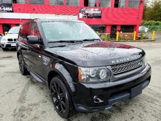 Used 2011 Land Rover Range Rover Sport 4WD 4dr SC for sale in Surrey, BC