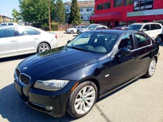 Used 2009 BMW 3 Series 4dr Sdn 335i RWD for sale in Surrey, BC