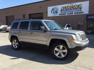 Used 2015 Jeep Patriot North - 4X4 - Sport pckg - Bluetooth - Alloys for sale in Aurora, ON