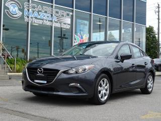 Used 2015 Mazda MAZDA3 LOAD/ LOW MILEAGE/ 1 OWNER for sale in Scarborough, ON