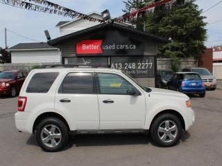 Used 2010 Ford Escape XLT 4WD V6 for sale in Ottawa, ON