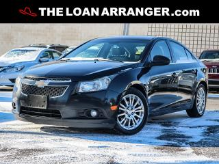 Used 2013 Chevrolet Cruze for sale in Barrie, ON