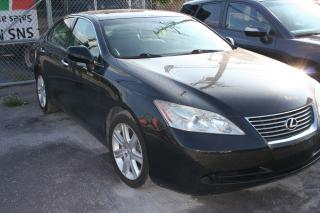 Used 2008 Lexus ES 350 w/Clean Carproof for sale in Ottawa, ON