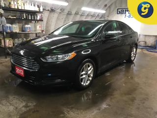 Used 2013 Ford Fusion SE*MICROSOFT SYNC*CLIMATE CONTROL*POWER SEATS/WINDOWS/LOCKS/MIRRORS* HANDSFREE PHONE/STEERING WHEEL CONTROL*VOICE RECOGNITION* for sale in Cambridge, ON